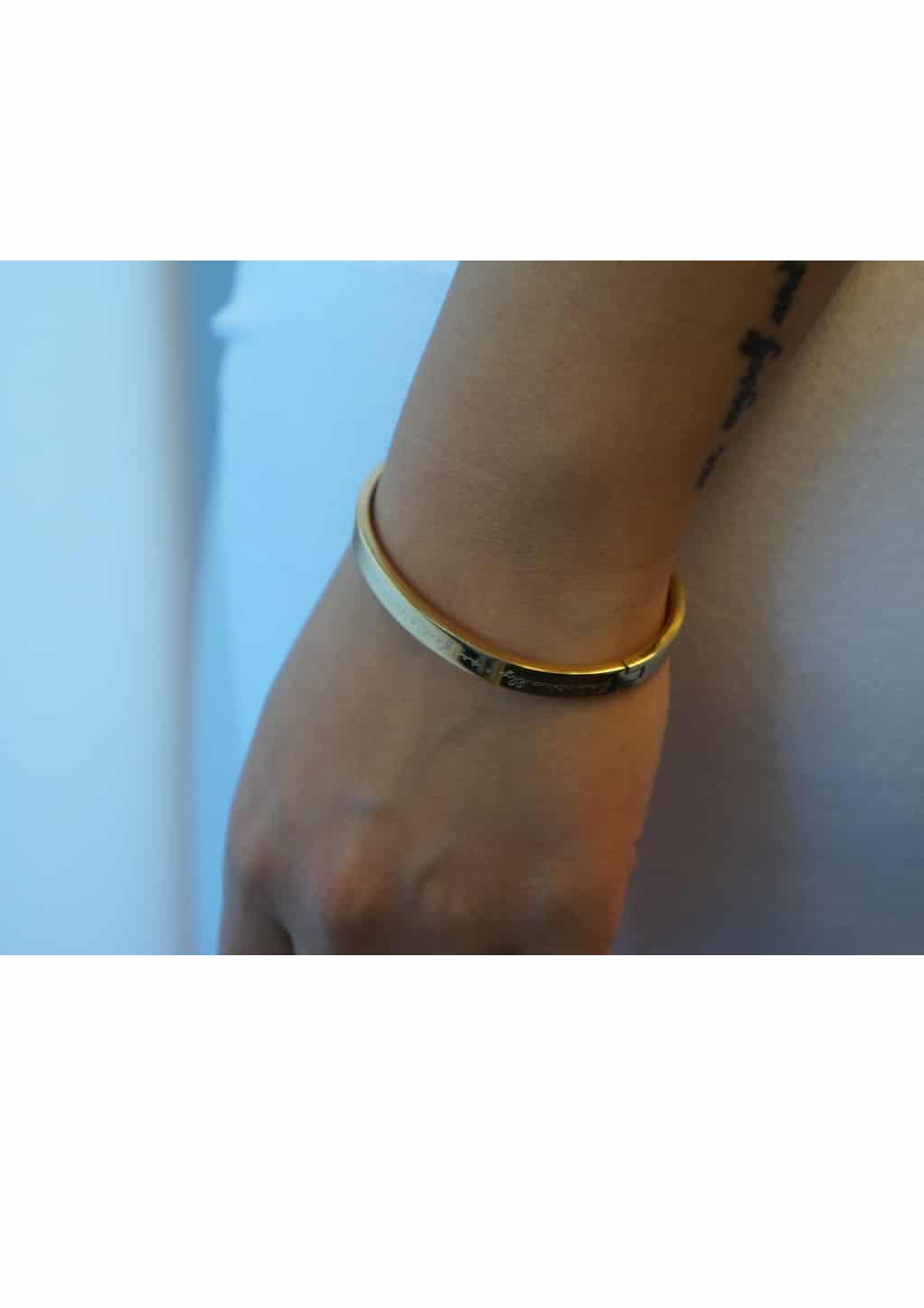 Gouden Armband