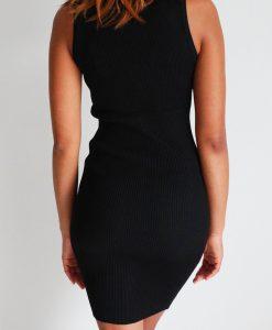 Zwarte bodycon jurk bestellen?